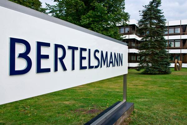 Bertelsmann obtiene 1.200$ millones de beneficios en 2013