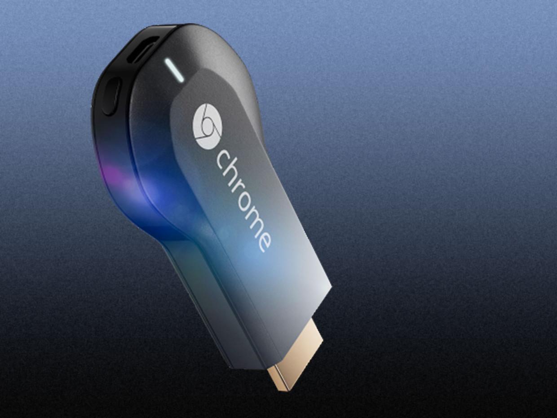 Rdio entra en el dispositivo de Google Chromecast