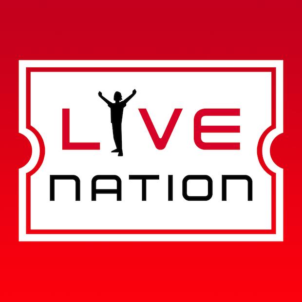 Ingresos de Live Nation crecen 10% en el 1er trimestre de 2016