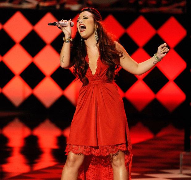 Datos de Shazam llevan de gira a Demi Lovato