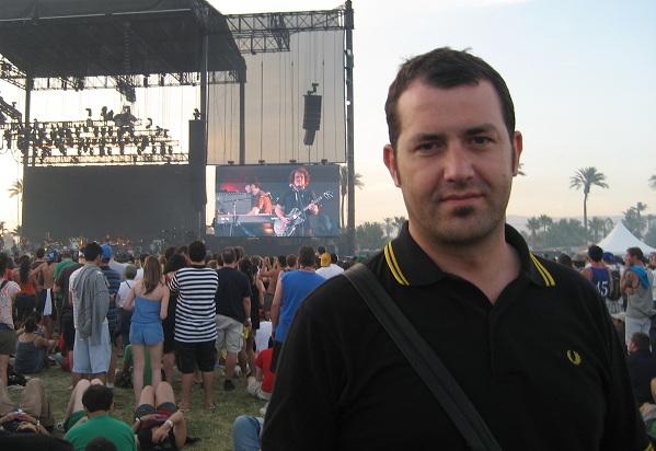 Alfonso Santiago toma el control de la importante promotora Last Tour