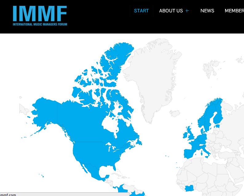 La IMMF reforzará las relaciones entre maganers y artistas