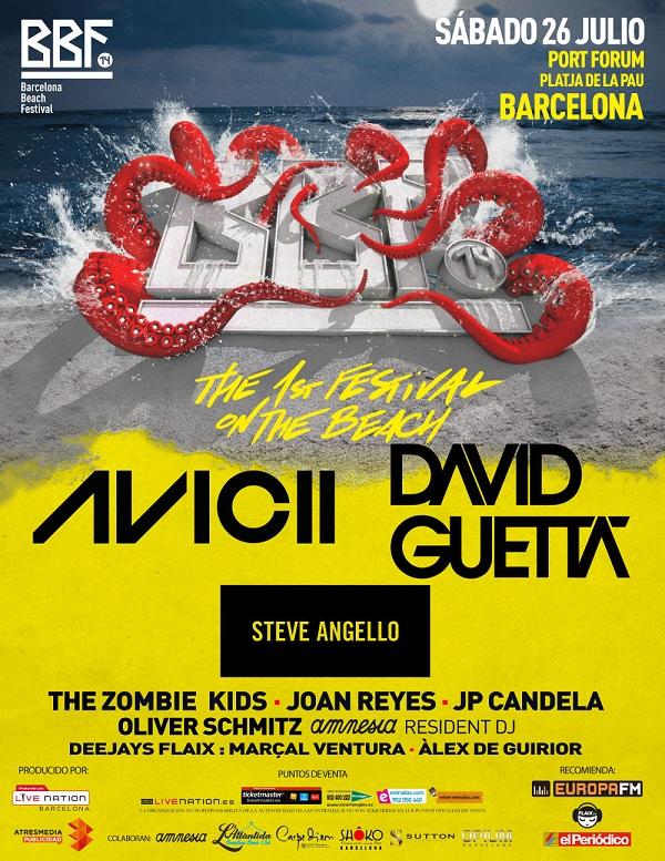 Live Nation España se abre paso en la escena local EDM