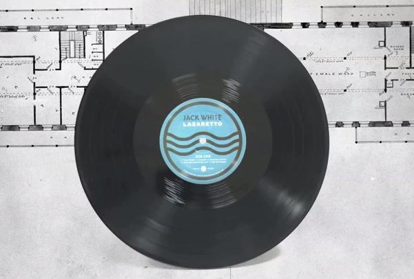 ULTRA LP el nuevo vinilo de Jack White contiene hasta un holograma