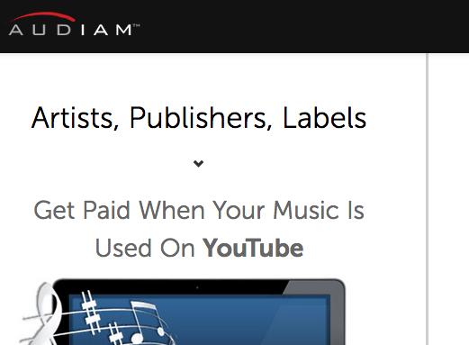 Audiam es comprada por la entidad de gestión canadiense SOCAN