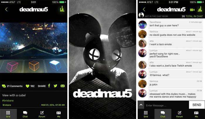 deadmau5-app