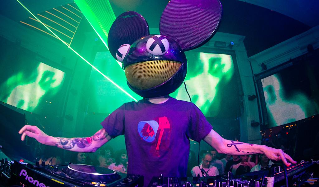 El futuro del EDM pasa por crear figuras icónicas como Daft Punk, Gorillaz o Deadmau5