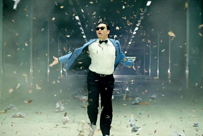 PSY y su «Gangnam Style» rompen el contador de YouTube