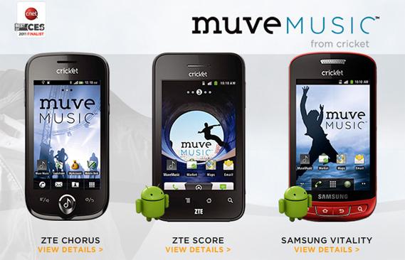 Muve Music podría ser puesto a la venta