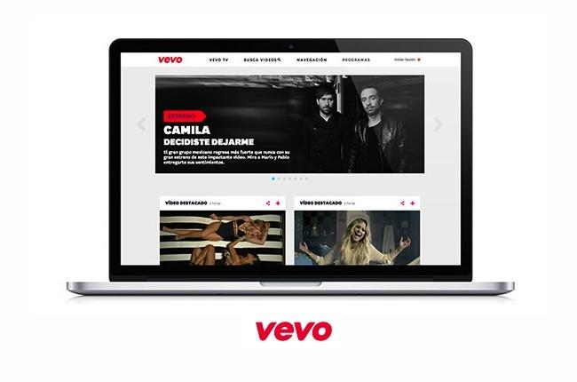 Vevo aterriza en Mexico, el segundo mercado más importante en consumo de vídeos musicales