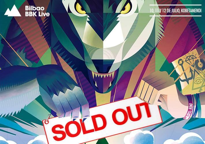 Bilbao BBK Live Sold Out