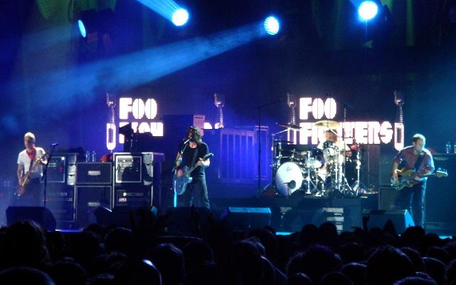 Una campaña de crowdfunding de fans llevará a Foo Fighters a los escenarios