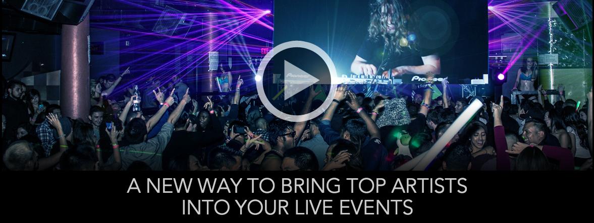'Clubcast' permite a DJs tocar en varios clubs a la vez