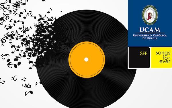 1ª Edición del Máster en Gestión de la Industria Musical UCAM