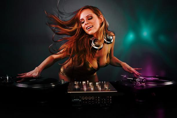 Infografía: Las mujeres DJ's en los festivales de música electrónica