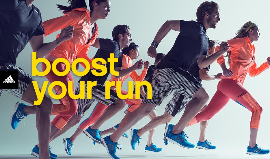 Spotify y Adidas se unen para crear #boostYourRun