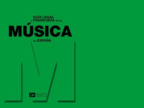 Presentación de la «Guía legal y financiera de la música en España»