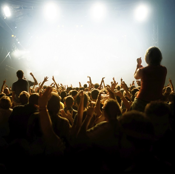 La Música, Internet y Yo: Los aficionados a los festivales y la música