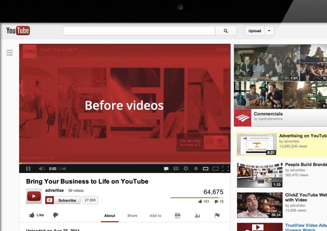 Nuevas características para el portal de vídeos de Youtube