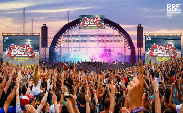 Se presenta la segunda edición del Barcelona Beach Festival