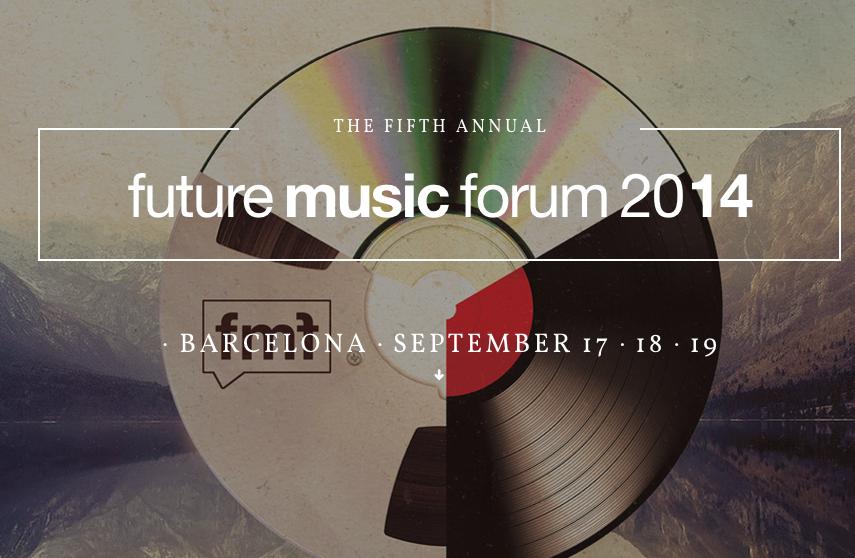 Los principales profesionales de la industria de la música digital llegan a Barcelona para el Future Music Forum