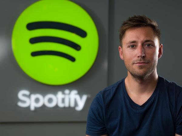 Hablamos con Mark Williamson responsable de Spotify for Artist en Europa
