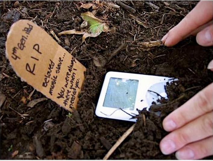 ¿Tiene el iPod sus días contados?