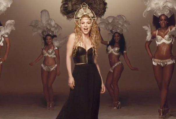 El anuncio de Shakira y Activia, el más compartido de la historia
