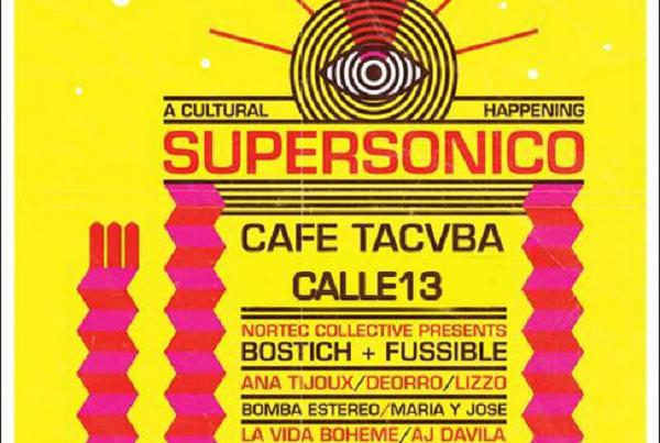 Supersonico: el Coachella latino, tan interesante como necesario