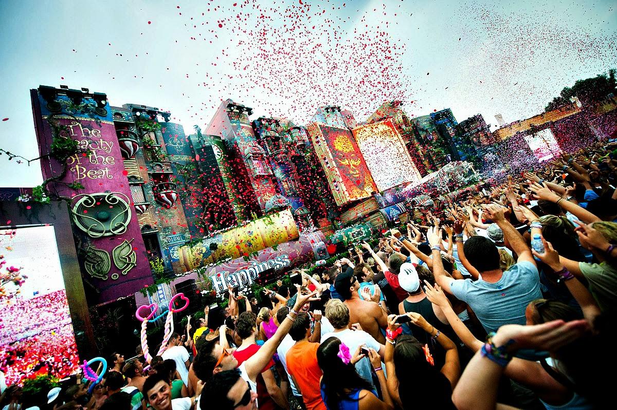 Las pulseras de Tomorrowland permitirán agregar amigos en Facebook