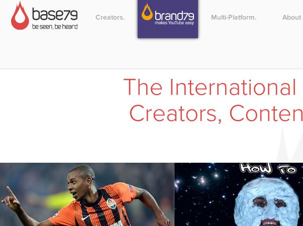 Rightster compra la Multi Channel Network Base79
