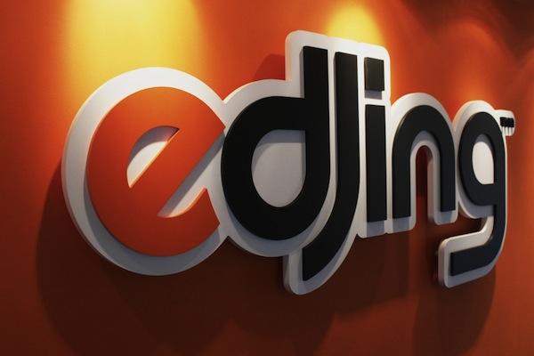 Edjing lanza su nueva app de Dj's de la mano de Deezer
