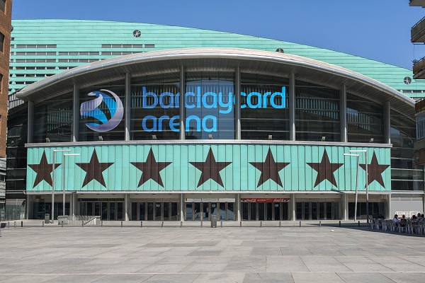 Barclaycard Center amplía su aforo hasta los casi 18.000 espectadores