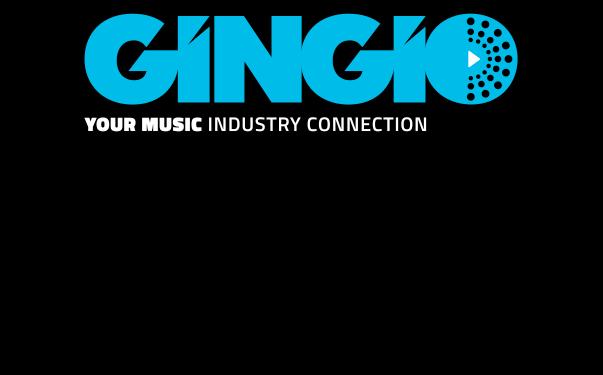 GINGIO, conectando la industria de la música
