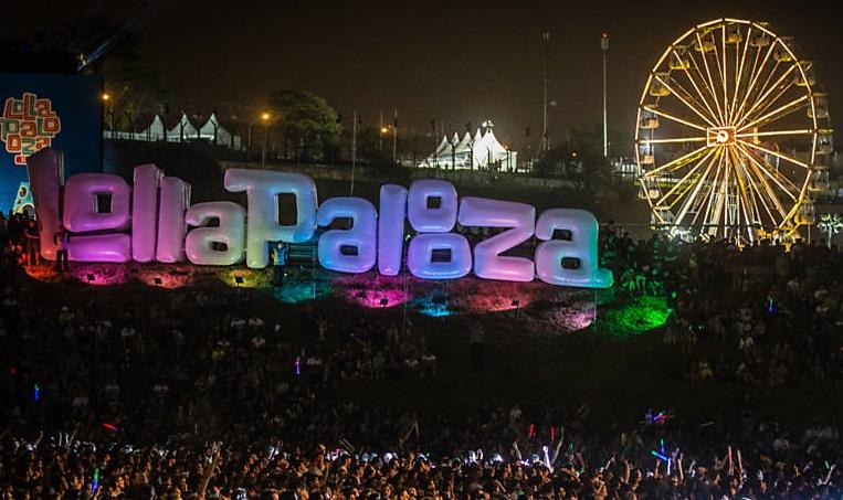 Los números de Lollapalooza en Latinoamérica