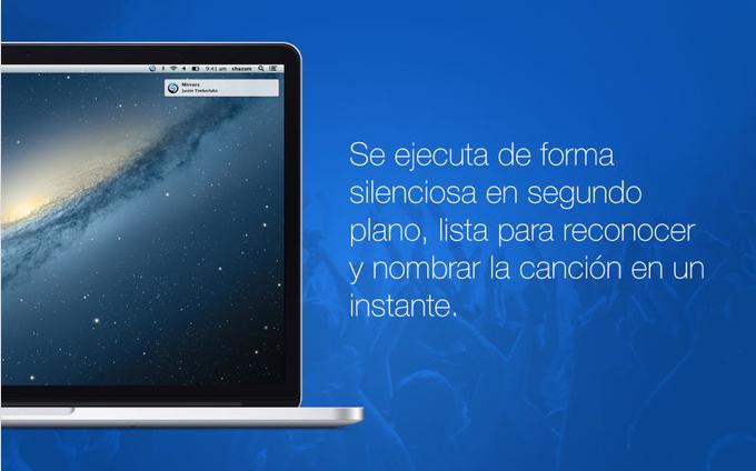 Shazam lanza su primera versión para desktop