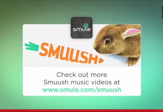 'Smuush' crea videos a partir de clips de Vine
