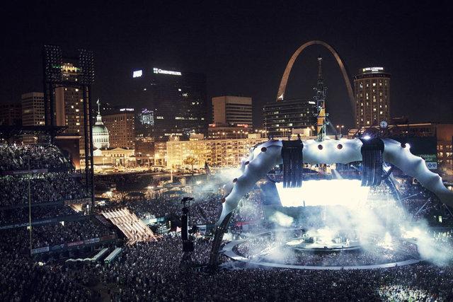 Live Nation llevará conciertos a tu casa