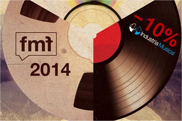 El Future Music Forum ofrece un 10% de descuento a los lectores de IndustriaMusical.es