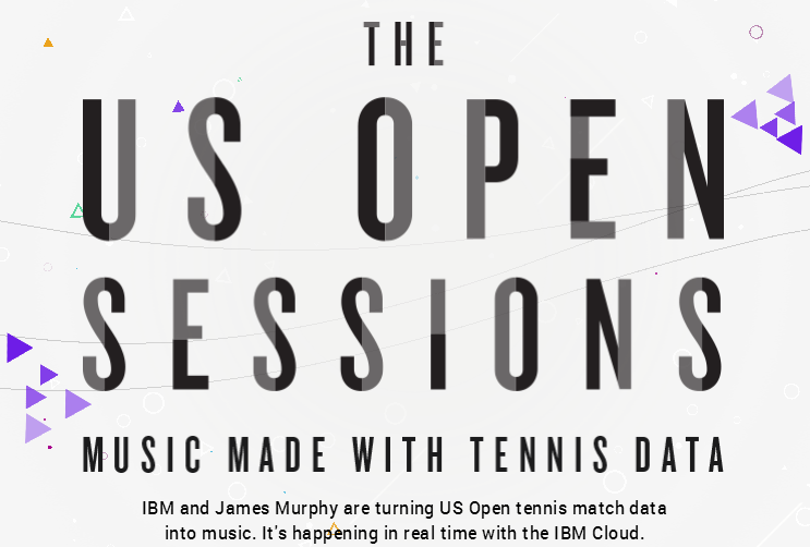 US Open James Murphy IBM