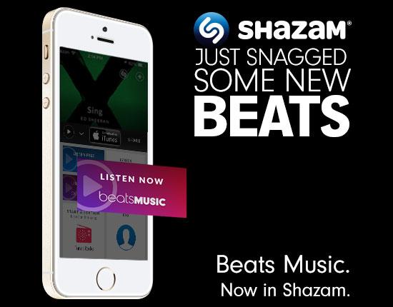 shazam beats