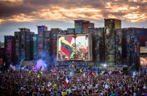 Tomorrowland MasterCard