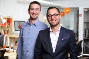 Grooveshark Founders, CEO Sam Tarantino and CTO Josh Greenberg