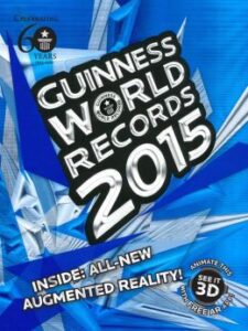 Record Guinness 2015