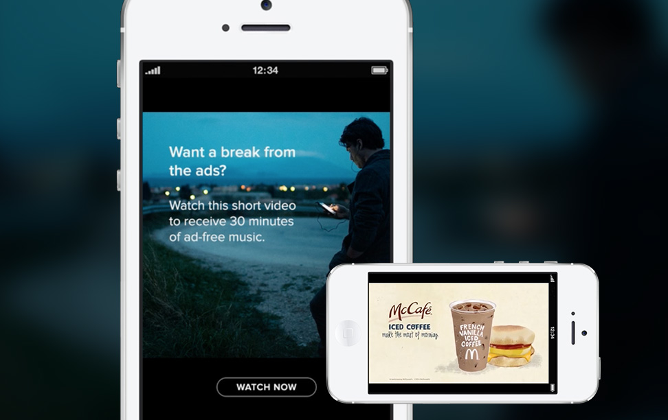 Spotify for Brands lanza anuncios con vídeo a través de móvil y escritorio