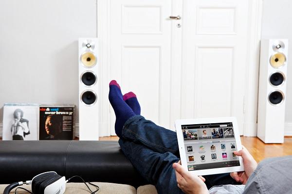 El streaming de alta fidelidad de WiMP llegará a EEUU y Reino Unido