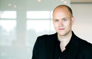 Daniel CEO Spotify