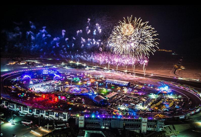 Lo que hay detrás de EDC, uno de los festivales de música más grandes del mundo