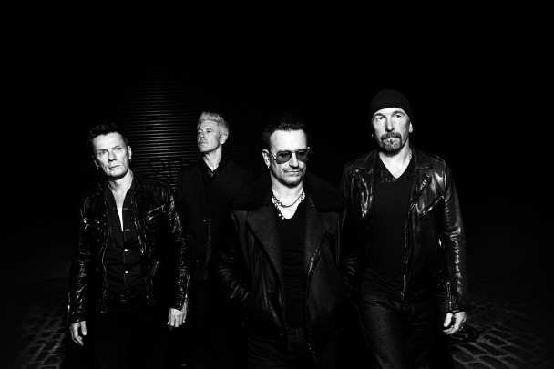 U2 posiciona 26 discos en el ranking de iTunes