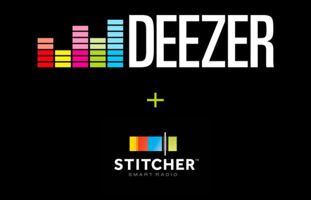 Deezer adquiere la aplicación de radio y entretenimiento Stitcher